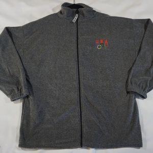 USA Olympics Fleece Jacket